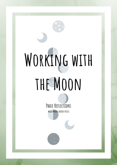 Cover - Working with the Moon